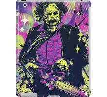 Leatherface  iPad Case/Skin