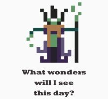 Rubick - What wonders will I see this day? T-Shirt