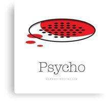 Psycho I Canvas Print