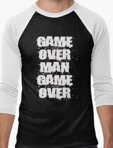 Aliens - Game Over Man, Game Over Men's Baseball ¾ T-Shirt