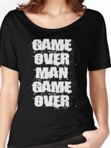 Aliens - Game Over Man, Game Over Women's Relaxed Fit T-Shirt