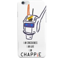 Chappie iPhone Case/Skin