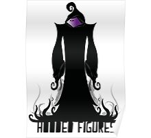 Hooded Figures Poster