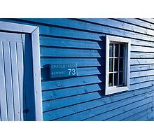 Number 73 Photographic Print