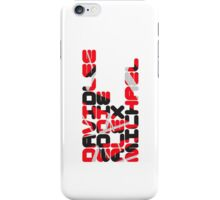 David Lee Eddie Alex Michael iPhone Case/Skin