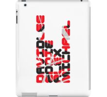 David Lee Eddie Alex Michael iPad Case/Skin