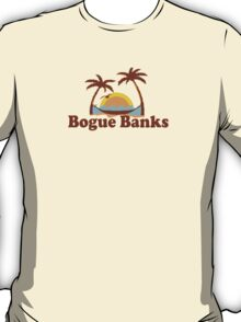 Bogue Banks - North Carolina. T-Shirt