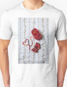 knitted with love T-Shirt