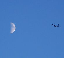 Fly Me to the moon by mikequigley