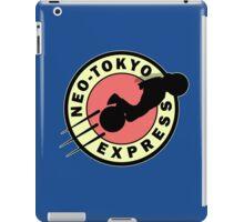 Neo-Tokyo Express iPad Case/Skin