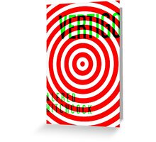 Vertigo Greeting Card