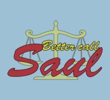 Better Call Saul - Logo by noisemaker