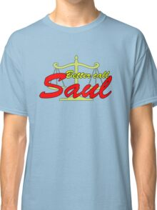 Better Call Saul - Logo Classic T-Shirt
