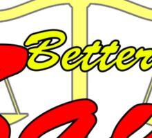Better Call Saul - Logo Sticker