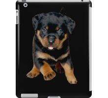 Run Rottie, Run Rottie, Run Run Run....... iPad Case/Skin