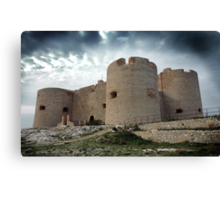 CHATEAU D'IF, MARSEILLE, FRANCE Canvas Print