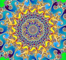 'Buddha Sun' by Scott Bricker