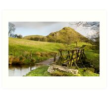 Parkhouse Hill: The Peak District Art Print