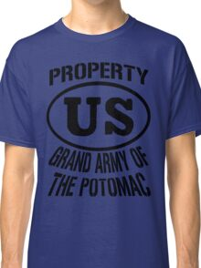 Property Grand Army of The Potomac Classic T-Shirt