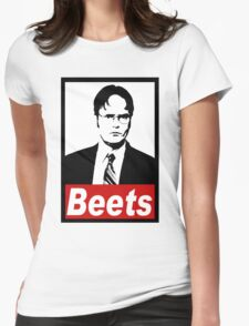Beets Womens Fitted T-Shirt