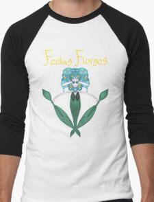 Feeling Florges Men's Baseball ¾ T-Shirt