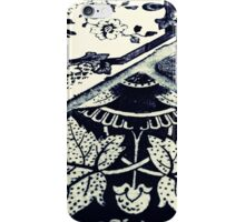 Table patterns iPhone Case/Skin