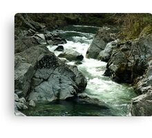 Rippling Waters Canvas Print