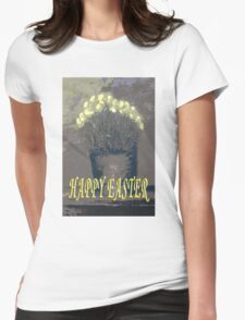 EASTER 25 Womens Fitted T-Shirt