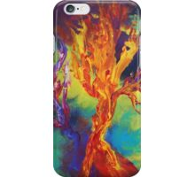 """Coral Forest"" original artwork by Laura Tozer iPhone Case/Skin"