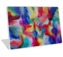 """Euphoria"" original abstract artwork by Laura Tozer Laptop Skin"