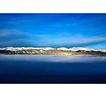 Floating Mountains by pjphoto181