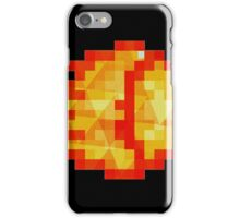 Street Fighter - Polygon Fireball iPhone Case/Skin