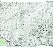 Maine USGS Historical Map Van Buren 460985 1993 100000 by wetdryvac