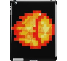 Street Fighter - Polygon Fireball iPad Case/Skin