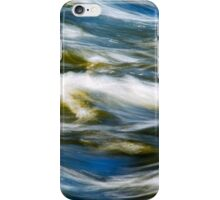 Waves Nature Abstract Art iPhone Case/Skin