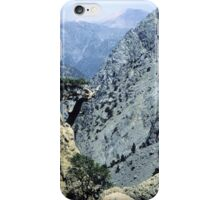 Samaria Gorge from Ginglos iPhone Case/Skin