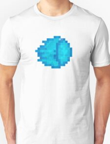 Street Fighter - Polygon Pixel Hadouken Unisex T-Shirt