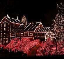 Clifton Mill by noffi