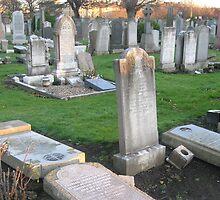 City graves by Yonmei