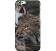 Caring for each other iPhone Case/Skin