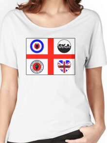 Brit music (60s & 70s) Women's Relaxed Fit T-Shirt