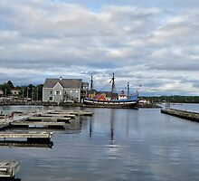 Harbor View by Kathleen   Sartoris