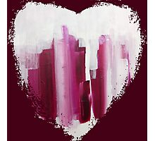 Draw Your Swords - Abstract Heart Photographic Print