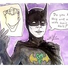 Bat Pilgrim by Griffin Ess