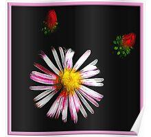 Wild Flowering Poster