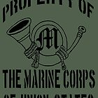 Property Marine Corps of Union States by ZeroAlphaActual