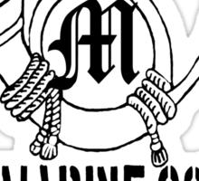 Property Marine Corps of Union States Sticker