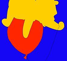 Winnie the Pooh - Disney by galatria
