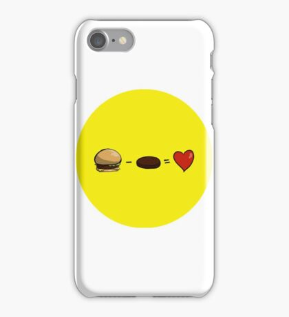 Vegetarianism iPhone Case/Skin