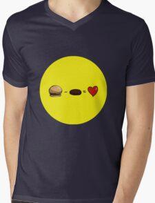 Vegetarianism Mens V-Neck T-Shirt